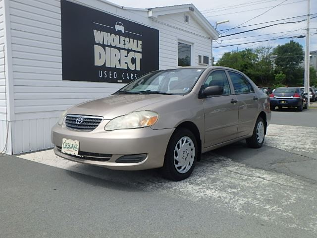 2005 Toyota Corolla SEDAN CE 1.8 L in Halifax, Nova Scotia