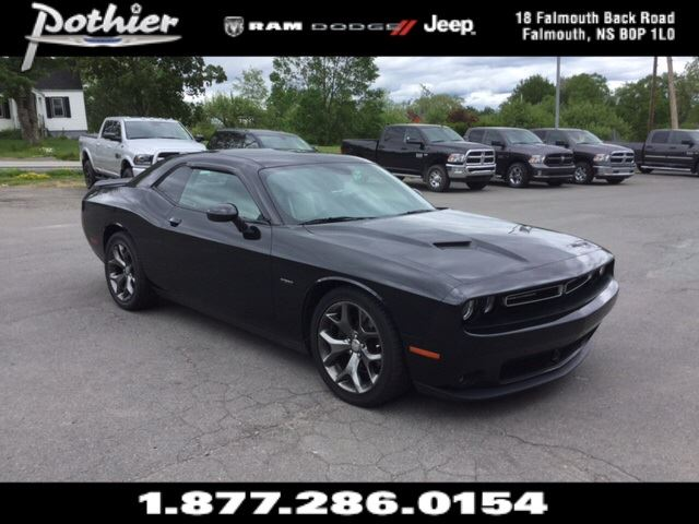 2015 Dodge Challenger R/T Plus  LOADED  LEATHER  HEATED SEATS  in Windsor, Nova Scotia