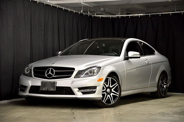 2014 Mercedes-Benz C-Class C350 4MATIC in Longueuil, Quebec