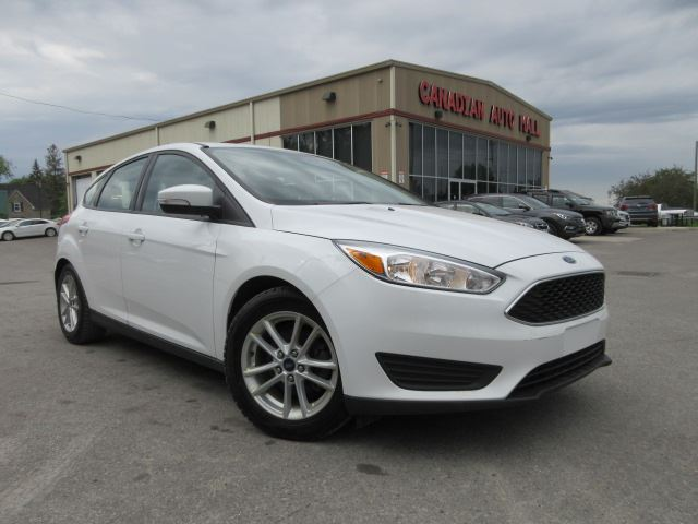 2016 Ford Focus SE, ALLOYS, HTD. SEATS, BT, CAMERA, 29K! in Stittsville, Ontario