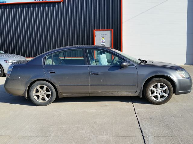 2006 Nissan Altima 2.5 S in Jarvis, Ontario