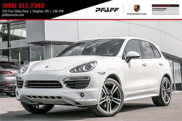 2013 PORSCHE CAYENNE S w/ Tip in Woodbridge, Ontario