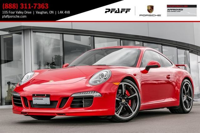 2013 Porsche 911 Carrera S Coupe (991) in Woodbridge, Ontario
