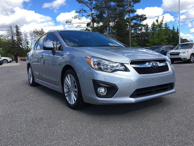 2014 subaru impreza limited package package sedan richmond hill ontario car. Black Bedroom Furniture Sets. Home Design Ideas