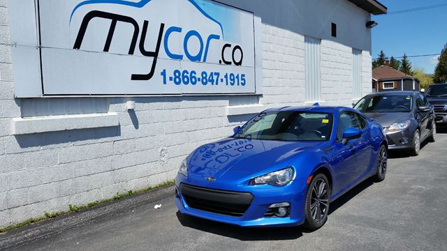 2014 SUBARU BRZ Sport-tech in Kingston, Ontario