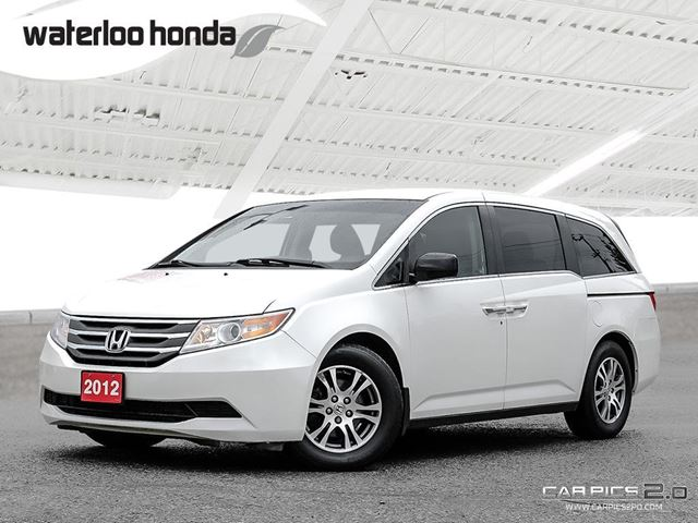2012 Honda Odyssey EX Back Up Camera, Rear Entertainment and More! in Waterloo, Ontario