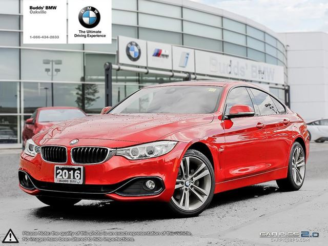 2016 BMW 428i xDrive Gran Coupe in Oakville, Ontario