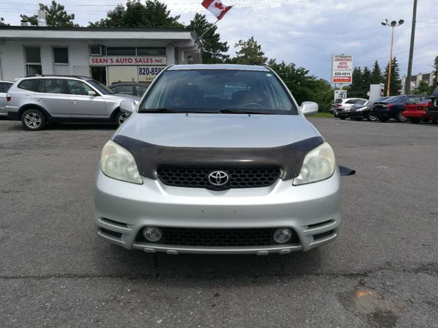 2004 Toyota Matrix XR Sunroof 17 Inch Alloy Wheels in Ottawa, Ontario