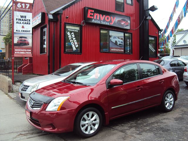 2010 Nissan Sentra MUST SEE!!NO ACCIDENTS!!REMOTE STARTER!! in Ottawa, Ontario