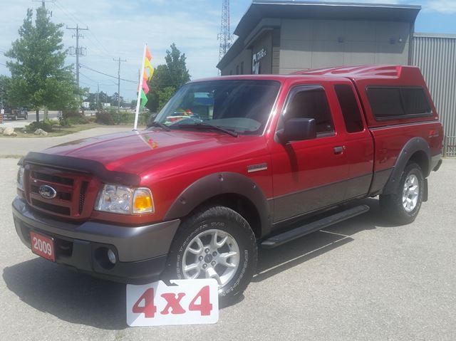 2009 Ford Ranger FX4/Off-Rd 4x4 **NEW TIRES** in Cambridge, Ontario