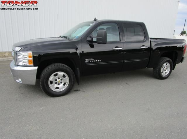 2013 CHEVROLET SILVERADO 1500 LT in Grand Falls-Grand-Sault, New Brunswick