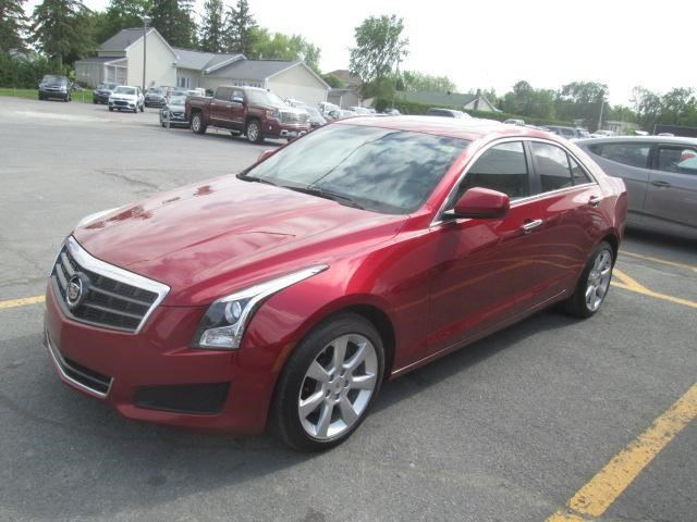 2014 Cadillac ATS Luxury AWD in Green Valley, Ontario