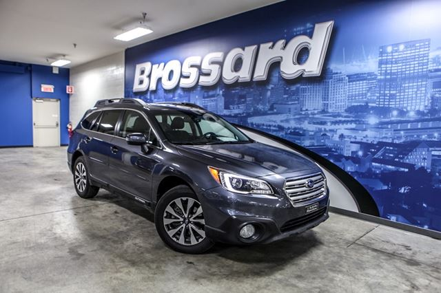 2015 Subaru Outback 2.5i w/Limited & Tech Pkg in Brossard, Quebec