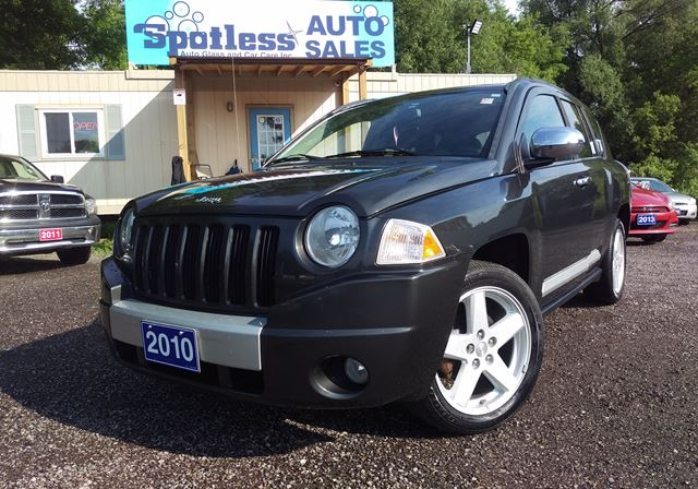 2010 JEEP COMPASS Limited in Whitby, Ontario