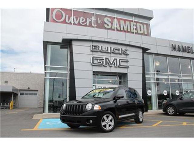 2010 Jeep Compass 4X4 in Montreal, Quebec