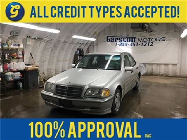 2000 MERCEDES-BENZ C-CLASS C230 KOMPRESSOR******AS IS CONDITION AND APPEARANCE**** in Cambridge, Ontario