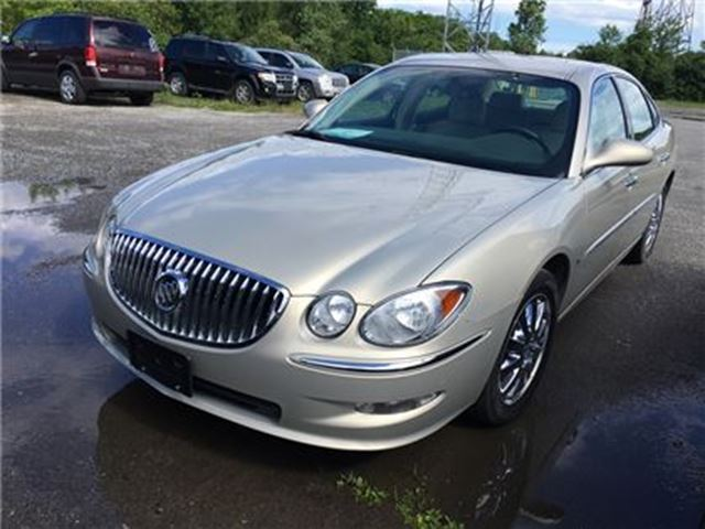 2008 BUICK ALLURE CXL/CARPROOF CLEAN/ONE OWNER/HEATED SEATS in Fonthill, Ontario