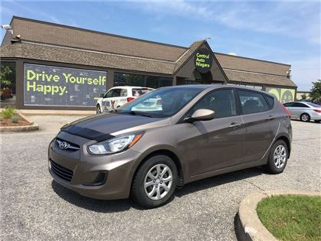 2013 HYUNDAI ACCENT GL in Fonthill, Ontario