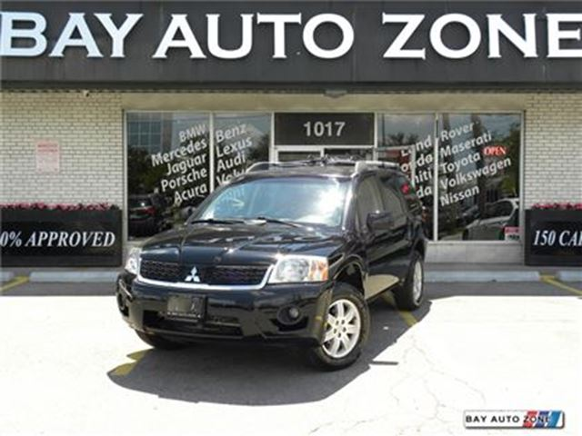 2011 Mitsubishi Endeavor LEATHER SUNROOF BLUETOOTH AWD in Toronto, Ontario