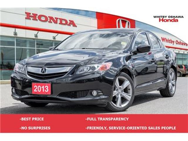 2013 ACURA ILX Base w/Technology Package in Whitby, Ontario