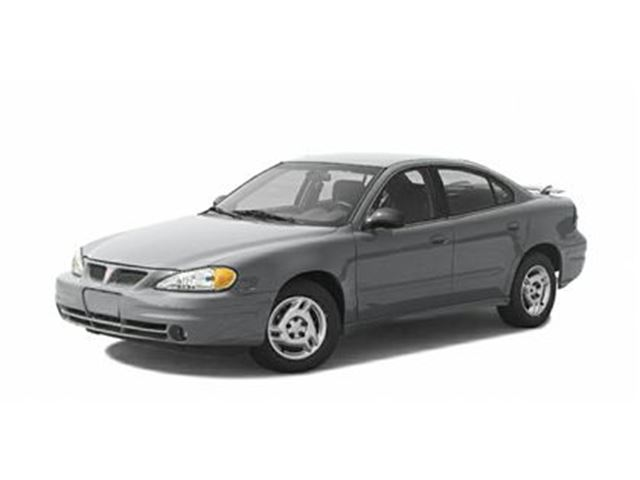 2003 PONTIAC GRAND AM SE in Coquitlam, British Columbia