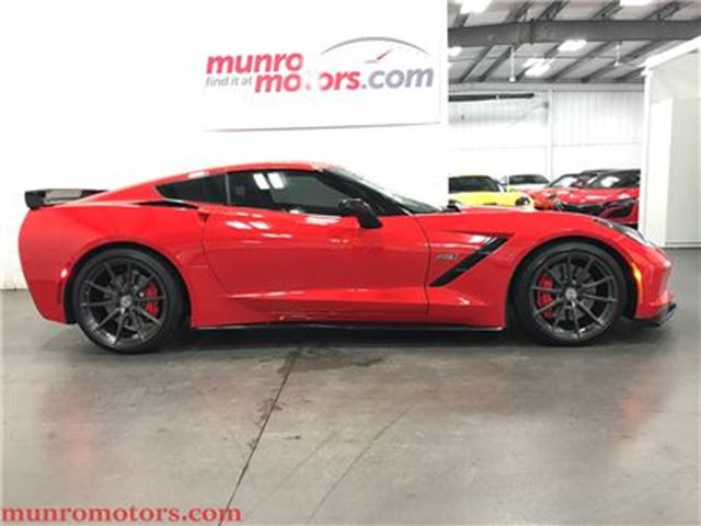 2015 Chevrolet Corvette SOLD SOLD SOLD Stingray Z51 7 Speed Low Kms in St George Brant, Ontario