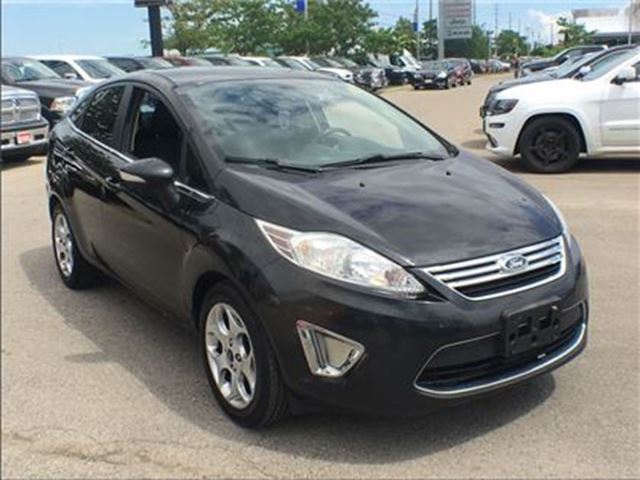 2011 Ford Fiesta *AUTO TRANS*FULL POWER GROUP*WELL CARED FOR* in Mississauga, Ontario