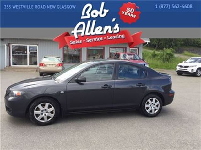 2008 Mazda MAZDA3 - in New Glasgow, Nova Scotia