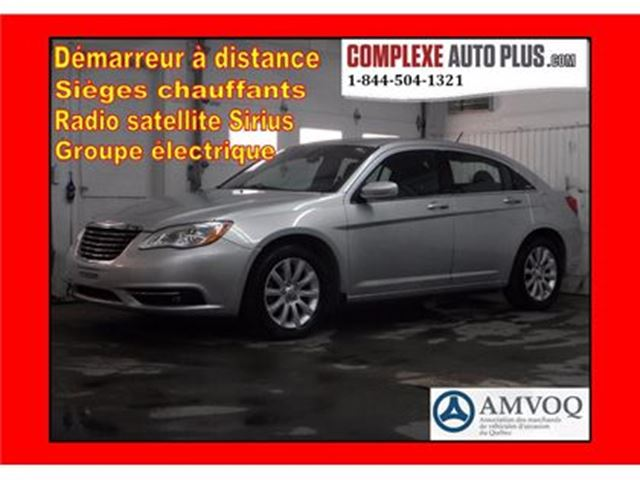 2011 Chrysler 200 Touring *Mags/Banc chauffant in Saint-Jerome, Quebec