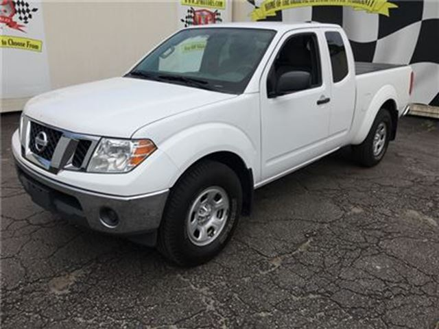 2012 Nissan Frontier S, Extended Cab, Automatic, Power Group in Burlington, Ontario