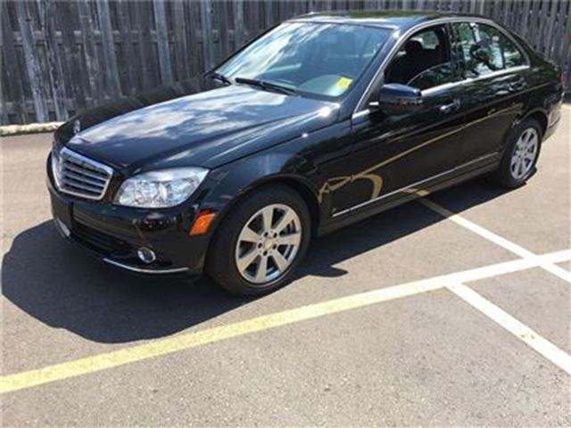 2010 MERCEDES-BENZ C-CLASS 250, Automatic, Bluetooth,  Only 45,000km in Burlington, Ontario