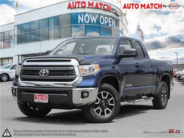2015 TOYOTA TUNDRA SR 4.6L V8 in Barrie, Ontario