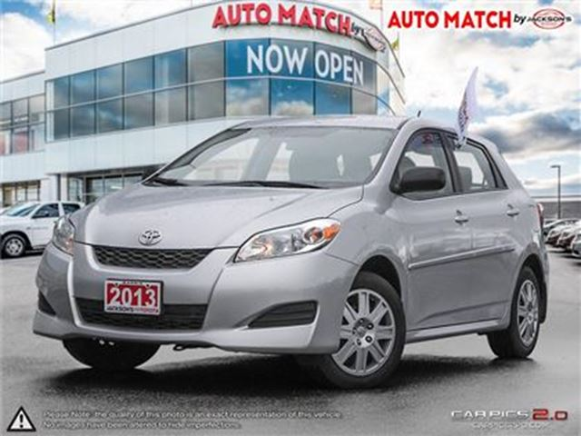 2013 Toyota Matrix Base (A4) in Barrie, Ontario