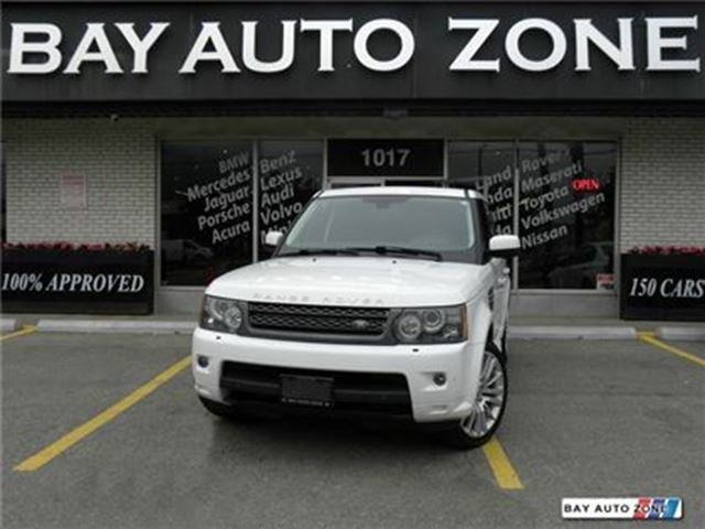 2011 LAND ROVER RANGE ROVER Sport HSE AWD LUXURY LEATHER SUNROOF NAVI BACK UP CAM in Toronto, Ontario