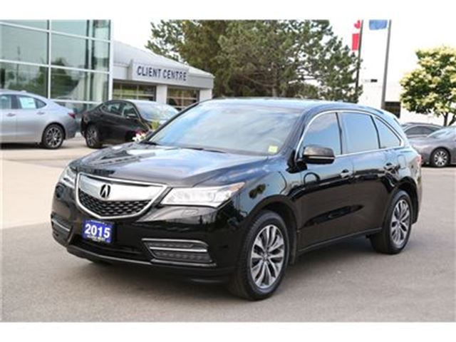 2015 ACURA MDX Technology Package dvd player in London, Ontario