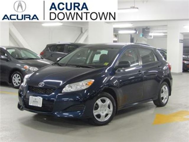 2013 Toyota Matrix No Accident/Air/Cruise/ in Toronto, Ontario