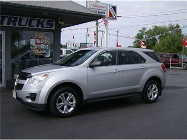 2010 CHEVROLET Equinox LT VERY NICE !! LOW KMS !! FINANCING AVAILABLE !! in Welland, Ontario