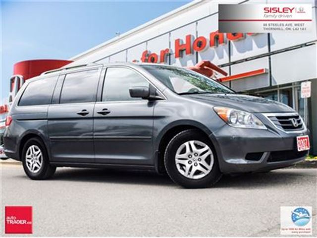 2007 Honda Odyssey EX-L w/Rear Entertainment System in Thornhill, Ontario