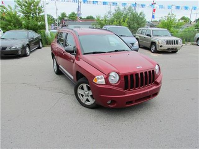 2010 JEEP COMPASS NORTH   4X4   HEATED SEATS in London, Ontario