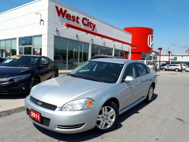 2011 Chevrolet Impala LT, DRIVES GREAT, NO ACCIDENTS! in Belleville, Ontario