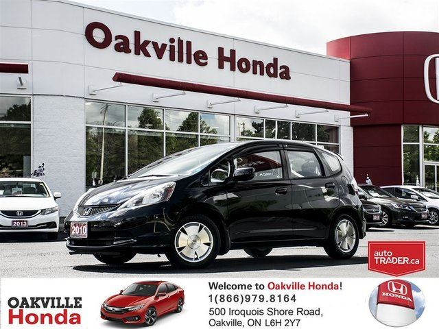 2010 Honda Fit Hatchback LX at in Oakville, Ontario