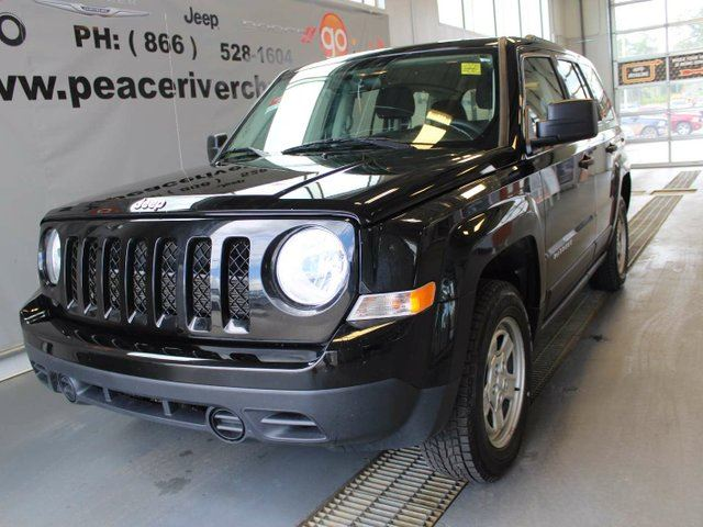 2016 JEEP Patriot Sport in Peace River, Alberta