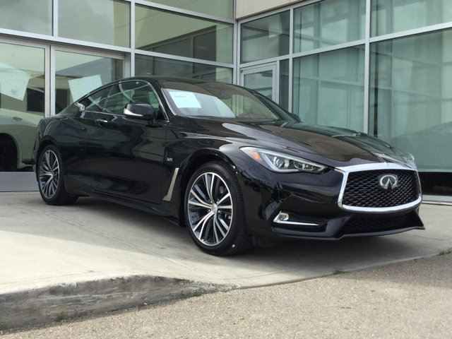2017 INFINITI Q60 3.0t 2dr All-wheel Drive Coupe/AWD/BLIND SPOT/AROUND VIEW MONITOR in Edmonton, Alberta