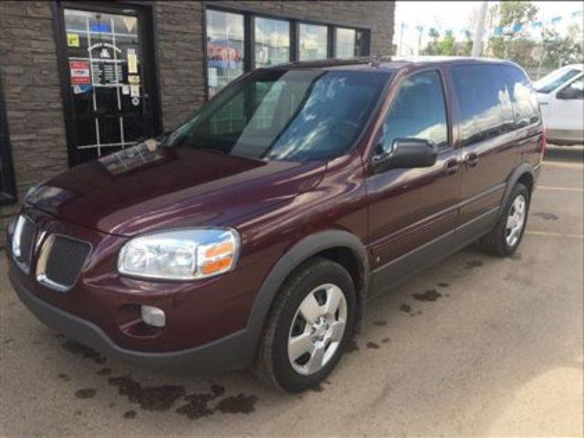 2009 PONTIAC MONTANA SV6 LOADED, 1 OWNER, NO ACCIDENTS in Edmonton, Alberta