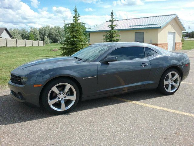 2011 CHEVROLET CAMARO LT Coupe RS Package in Medicine Hat, Alberta