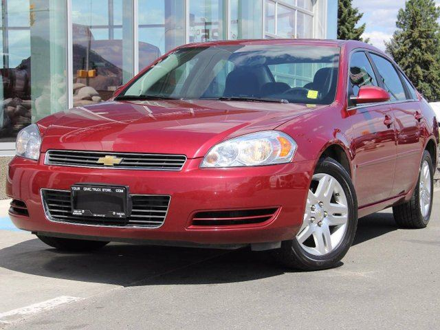 2008 CHEVROLET IMPALA LT in Kamloops, British Columbia