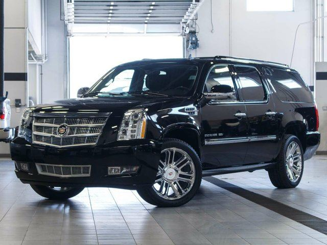2013 CADILLAC ESCALADE ESV Platinum Edition in Kelowna, British Columbia