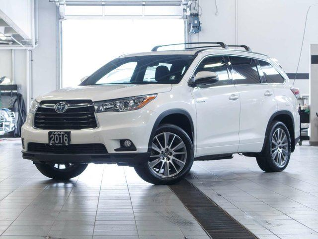 2016 Toyota Highlander Limited in Kelowna, British Columbia