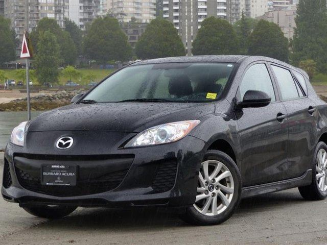 2013 MAZDA MAZDA3 GS-SKY 6sp in Vancouver, British Columbia