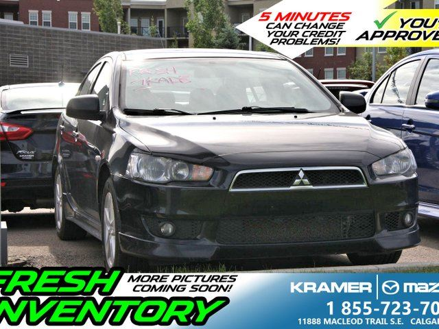 2009 MITSUBISHI LANCER SE *LOW MILEAGE* in Calgary, Alberta